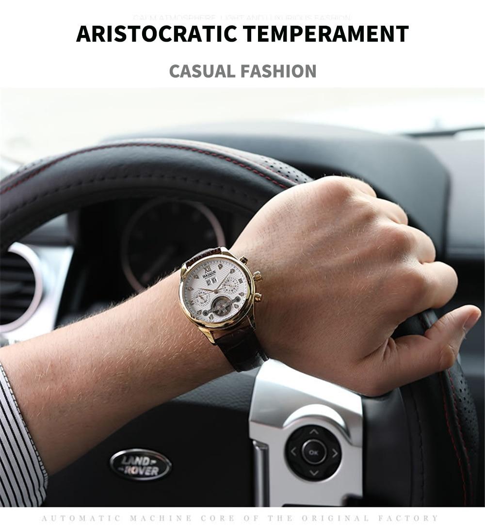 HTB140BiXOnrK1Rjy1Xcq6yeDVXaw HAIQIN Men's watches Automatic mechanical Men Watches Business Watch men top brand luxury Military Waterproof Tourbillon Clock