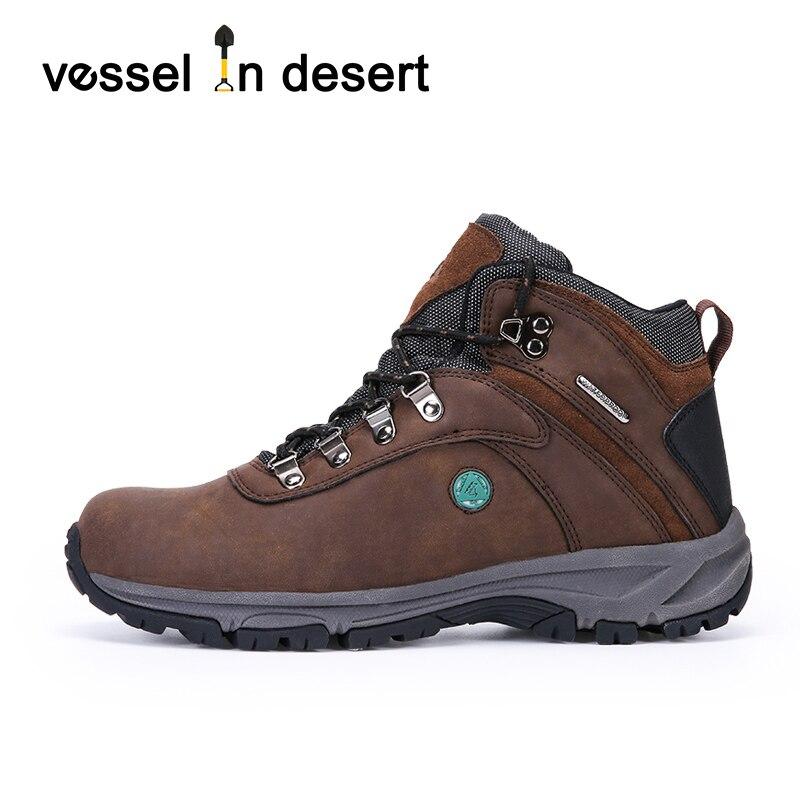 buy popular best sell best website Vessel in Desert Men's Waterproof Warm Hiking Outdoor Boots ...