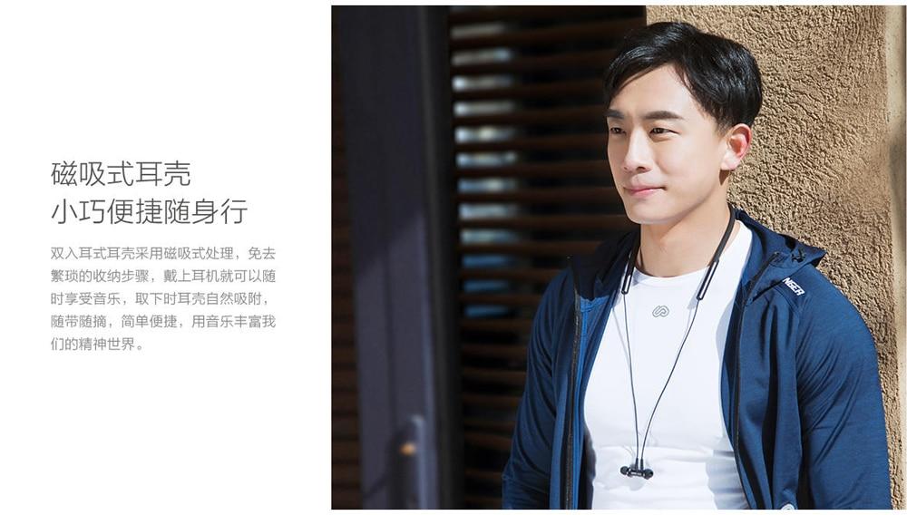 Xiaomi bluetooth neckband earphone -6