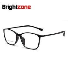 bc5bea1ed095b6 Mode Lichtgewicht ULTEM Volledige Velg Mannen Vrouwen Unisex Brillen Frames  Spektakel Brilmontuur lunette de vue oculos de grau