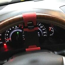 Рулевое колесо Телефон держатель для Iphone Автомобиль-Стайлинг держатель iPhone 7 Plus Авто кронштейн для Volvo S40 S60 s80 XC60 XC90 V40