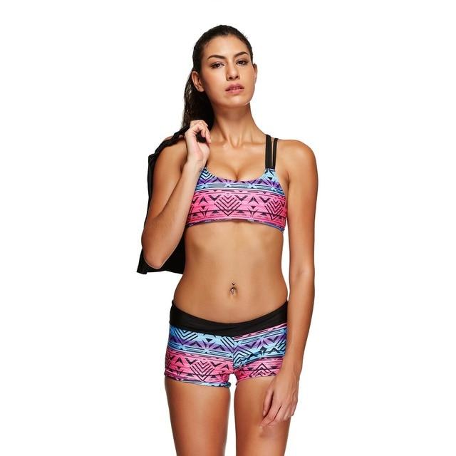 swimwear Sports bra