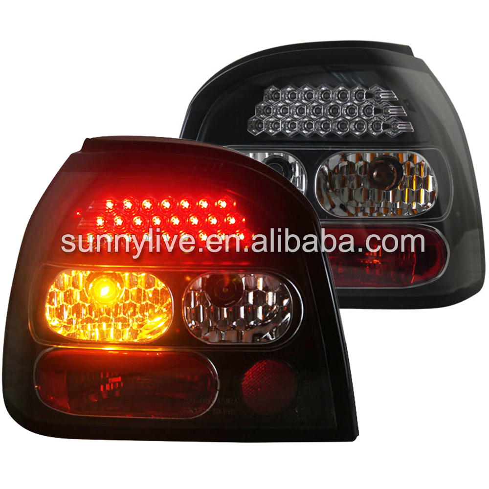 for volkswagen golf mk3 led rear light 1993 2002 in car light assembly from automobiles. Black Bedroom Furniture Sets. Home Design Ideas
