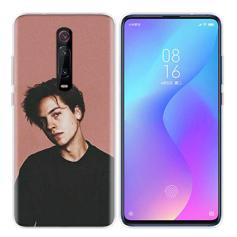 Силиконовый чехол для Xiao mi Red mi K20 Pro K20Pro Note 5 6 7 7A 6A mi A2 A1 8 Lite 9 S2 Pocophone F1 ривердейл Коул спрайз Jughead