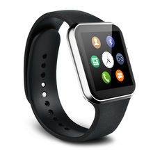 Smartwatch A9 Bluetooth Smart Uhr Mit Herzfrequenz für iPhone & Samsung Android Phone Smartphone Uhr Reloj Inteligente