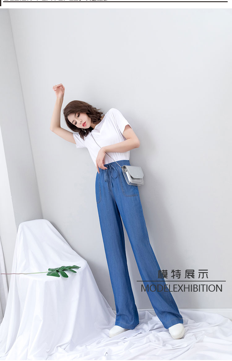 moda Dżinsy United USD 5