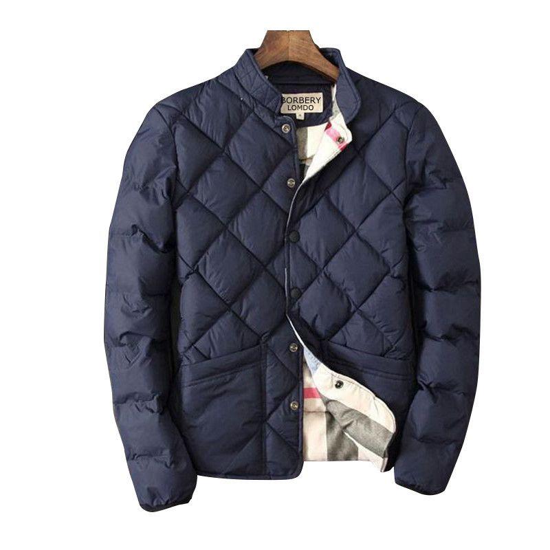 2017 UK US Winter men jacket Outwear warm winter overcoat parka big size cotton padded jackets coat men's autumn cotton jacket