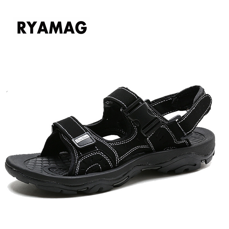 Big Size men Causal Summer Sandals Causal Garden Crocus Clogs Soft Memory Foam Hospital Shoes For Male sandals Beach