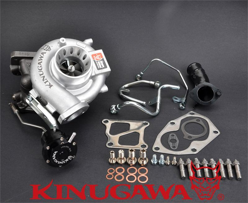 KINUGAWA TURBO Mi subi hi Lancer EVO 9 TD05 TD05HR 20G 10 5T with Anti surge