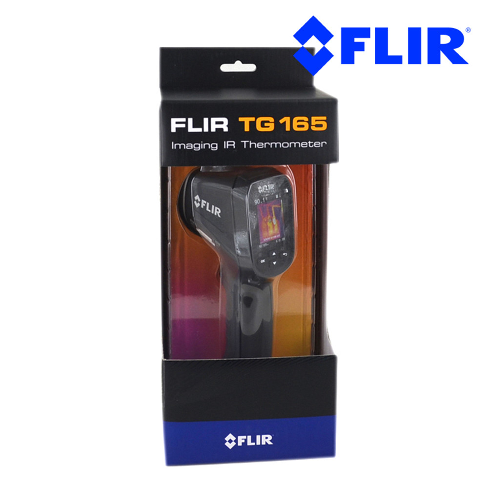 FLIR TG165 Thermal Imager New Original Authentic -25-380 Thermal Imager Visual Infrared Thermometer