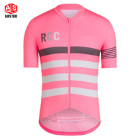 2017 High Quality Black Pink Club Pro Team Breathe Quickly Cycling Jersey Race Jersey Cycling Gear