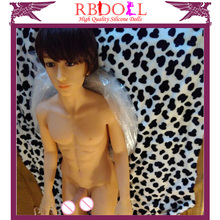 cheap goods from china full medical silicone black male sex doll for woman for clothing model
