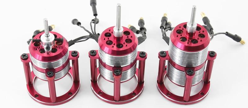 AEORC producto patentado Contra rotación Motor 2204/2208/2212/2405/2409/2413 CRM Motor para avión Avión RC-in Partes y accesorios from Juguetes y pasatiempos    1