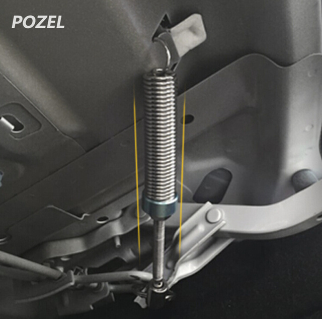 Dispositivo de resorte de elevación de la tapa del maletero automático ajustable para Hyundai i20 Solaris ix25 i30 ix35 i40 SantaFe HB20