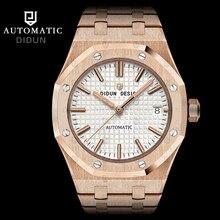 DIDUN Watches Men Luxury Brand Automatic Mechanical Watches Men Dress Business Watch Luminous Wristwatch 30m Waterresistant
