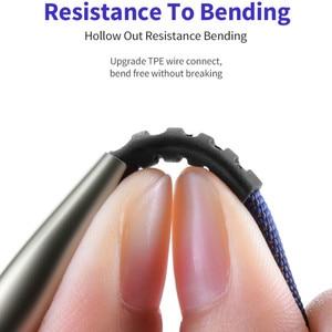 Image 4 - Usb c 용 고속 충전 usb 유형 c 케이블 휴대 전화 케이블 유형 c 케이블 나일론 꼰 코드 용 usb type c 장치 용