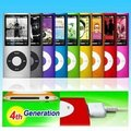 8GB NEW 9 COLORS FM VIDEO 4TH GEN MP3 PLAYER FREE SHIPPING