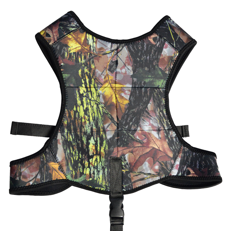 Mens Camouflage 3mm Neoprene Wetsuit Weight Belt Vest Veste for Spearfishing Fishing Clothes Women