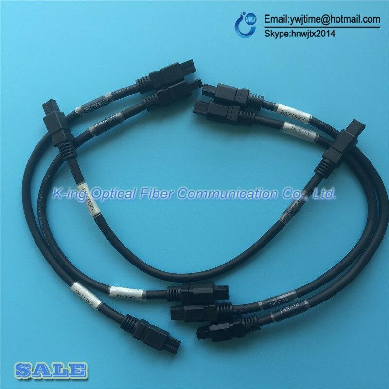 5PCS Original <font><b>Fujikura</b></font> FSM-60S/fsm60R/fsm18S/fsm18R Fusion Splicer charging cable BTR-8 Cable <font><b>Fujikura</b></font> <font><b>battery</b></font> charge DCC-14