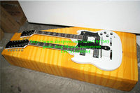 NEW arrived Double neck Electric Guitars 1275 White electric guitar 6 string and 12 string TOP SELLER