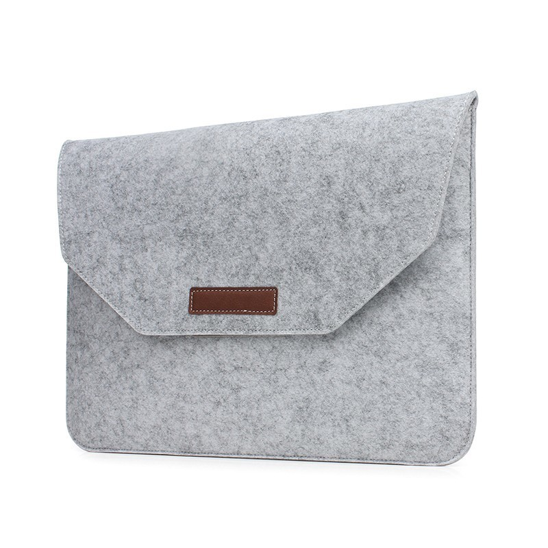 Image 2 - for MacBook Air 13.3 11.6 inch Liner Sleeve Ultra Ligth Cloth Bag Case for MacBook Pro 12 13 14 Retina 12 13 15.6 inch Sleeve-in Laptop Bags & Cases from Computer & Office