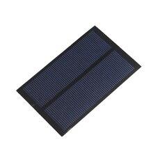 2pcs/Lot 5V 1.2W 150mA Solar Panel Cell DIY Sunpower Solar China Module DIY Solar System Cells Battery Charger #69410