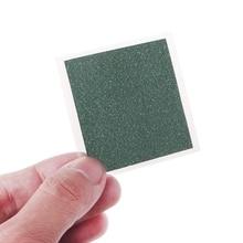 Магнитное поле просмотра фильм 50x50 мм карта магнитный детектор шаблон дисплей