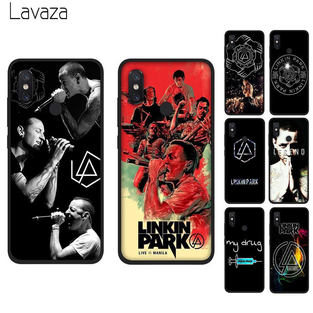 Lavaza Linkin Park» в стиле «Рок», «полоса Мягкий силиконовый чехол для Xiaomi Redmi 4A 6A S2 Go Note 7 4 4x5 6 iPad Pro 5A премьер-чехол из термопластичного полиуретана