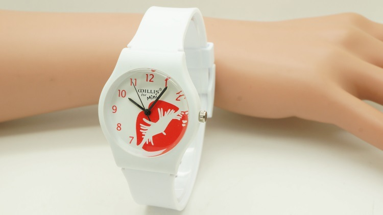 Willis watch Woman Colorful Round waterproof digital quartz Watch Kid's Letter watch Student watch relogios feminino 008 hoska hd030b children quartz digital watch