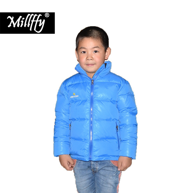 7184f939b320 Children s jacket ultra light boy s winter warm down jacket Ski suit family  matching outfits full sleeves outerwear coat Parkas
