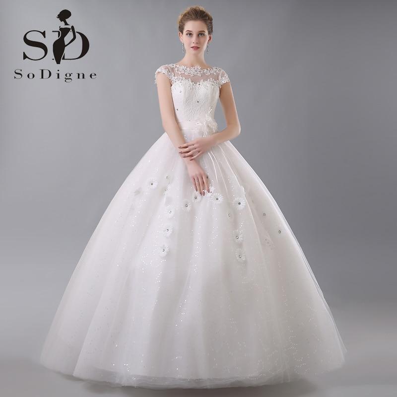 Rhinestone Lace Wedding Cap