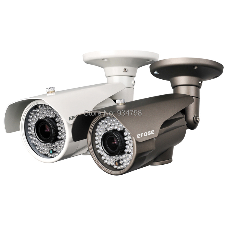 Home 1/3 Effio-E CCD 700TVL 2.8-12mm Waterproof Cold-resistant IR Camera e home 3550cm холст