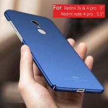 Ultra Thin Luxury Phone For Mi 5x Mi A1 Redmi Note 5 5A Pro Redmi 5 Plus Case Back Cover For Xiaomi Redmi Note 4 Pro Case