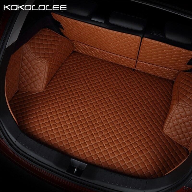 [KOKOLOLEE] tapis de coffre de voiture sur mesure pour Mini one paceman cooper S cooper D coop S CLUBMAN COUNTRYMAN accessoires auto style voiture