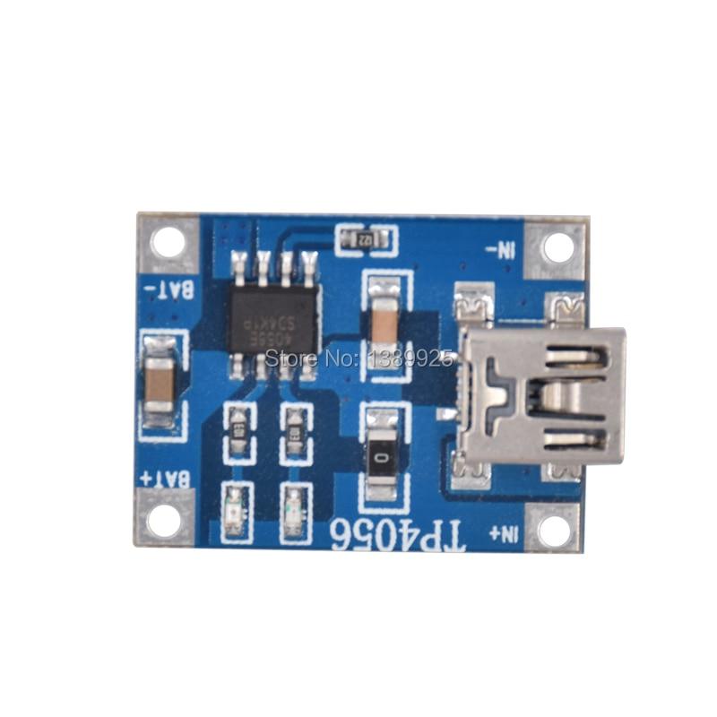 100pcs/lot TP4056 1A Lithium Board