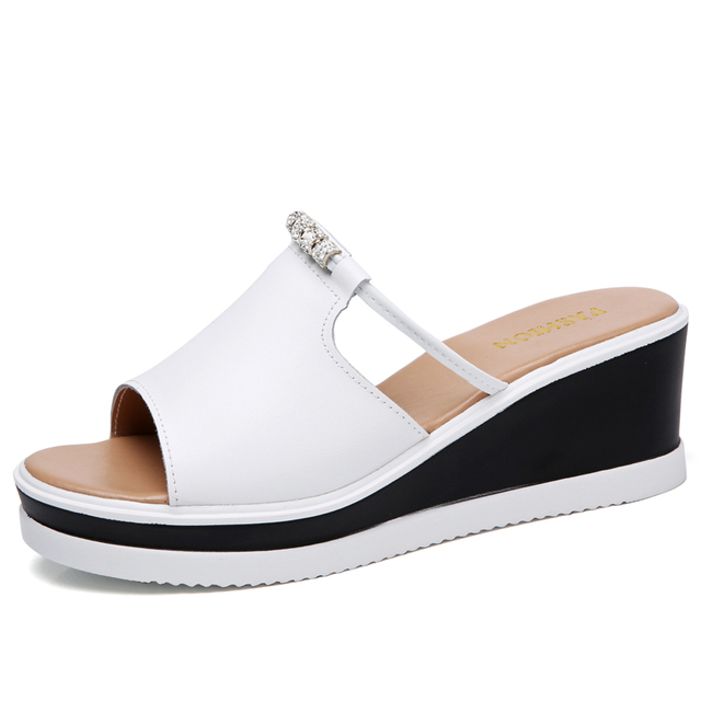 ba7dd3c6b860 kilobili-Summer-Slippers-Women-Flat-Platform-Sandals-Shoes-Beach-shoes -slip-on-Peep-Toe-leather-Wedges.jpg 640x640.jpg