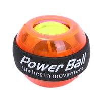 Lenwave Марка 4 доступны Цвета Мощность наручные мяч Гироскопический тренажер hnadball автоматический поворот сила тренировочный мяч