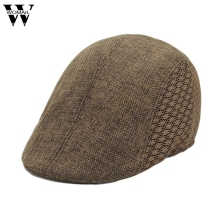 Amazing Casual Fashion Summer Men Beret Cap Hat Newsboy Caps