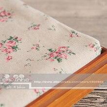 Хлопковое полотно Zakka, ткань для домашний текстиль ручной работы, ткань для дивана, занавеса, сумки, подушки, мебель, покрытие, материал Hal