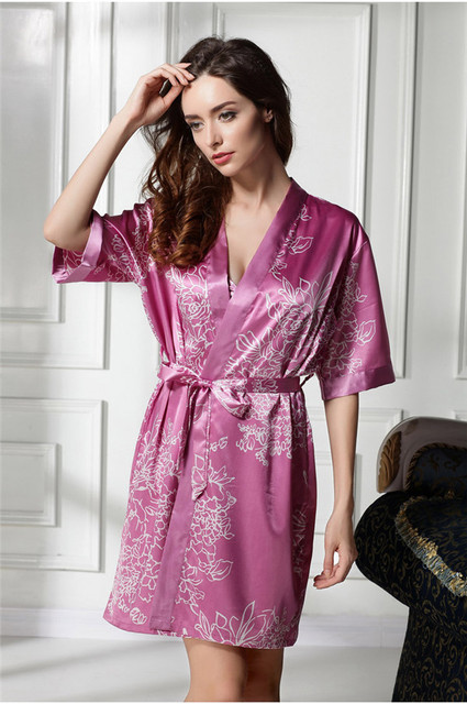 Short sexy robes