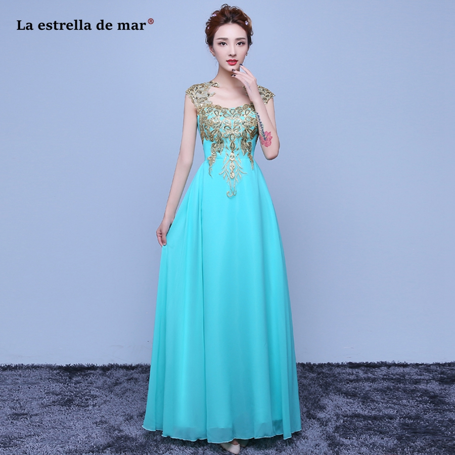 robe demoiselle d'honneur SALE sexy V neck cap sleeve A Line turquoise royal blue pink   bridesmaid     dresses   long plus size