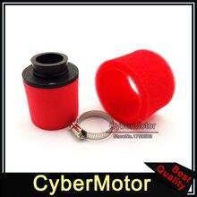 Limpiador de filtro de aire de 35mm para Honda CL100 CL125 CL160 CL175 motocicleta Vintage
