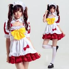 Comic-book Maid Princess Lolita Dresses Cosplay Costumes женское платье lolita dresses maid cosplay costume