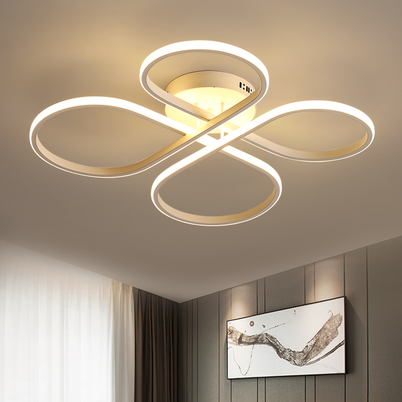 AC85-265V LED Ceiling Light Modern Living room Kids Room Ceiling Lamps Bedroom Lamparas Lighting for Home Indoor Decoration creative star moon lampshade ceiling light 85 265v 24w led child baby room ceiling lamps foyer bedroom decoration lights