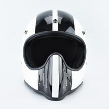 TT CO Japanese Thompson Men motorcycle helmet vintage full face motorcycle