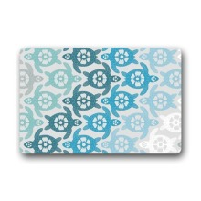 "Custom Sea Turtle 15.7""(W) x 23.6""(H) Non-woven Fabric Multifuntional Doormat"