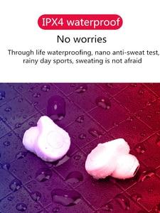 Image 5 - Bluetooth 5,0 Kopfhörer TWS Stereo Drahtlose Kopfhörer Headset Wasserdichte in Ohr Sport Ohrhörer für Samsung galaxy knospen smartphone