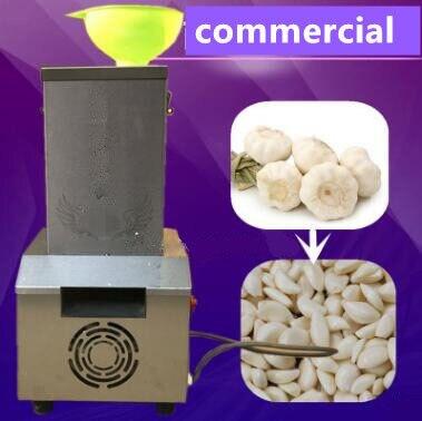 Electric Garlic peeling machine/garlic peeler for small capacity/convenient garlic peeling machine top quality manual sugarcane peelers sugarcane peeling machine sugar cane peeler for sale