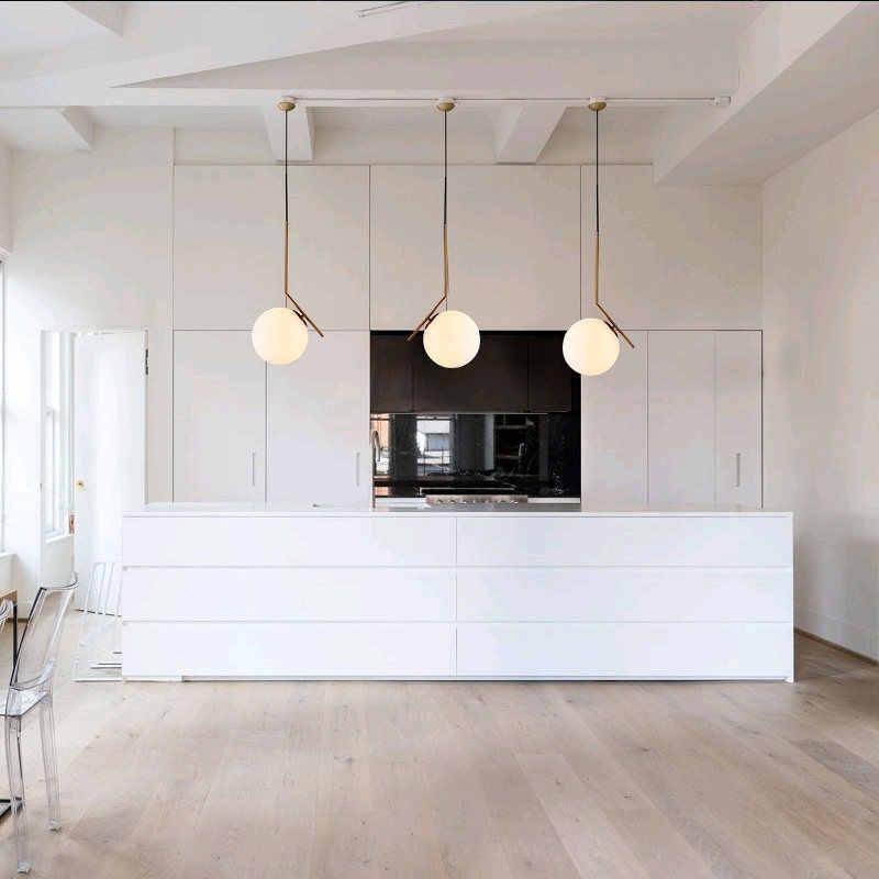 Современный светодиодный подвесной светильник, железные металлические светильники, модные светильники для гостиной, спальни, декоративные обеденные кухонные подвесные светильники