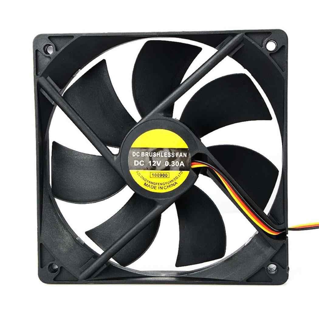 120*120*25 MM وحدة معالجة خارجية للحاسوب التبريد مروحة DC 12 V 3Pin موصل PC برودة مروحة ل CPU يشع ل سطح المكتب انخفاض الشحن